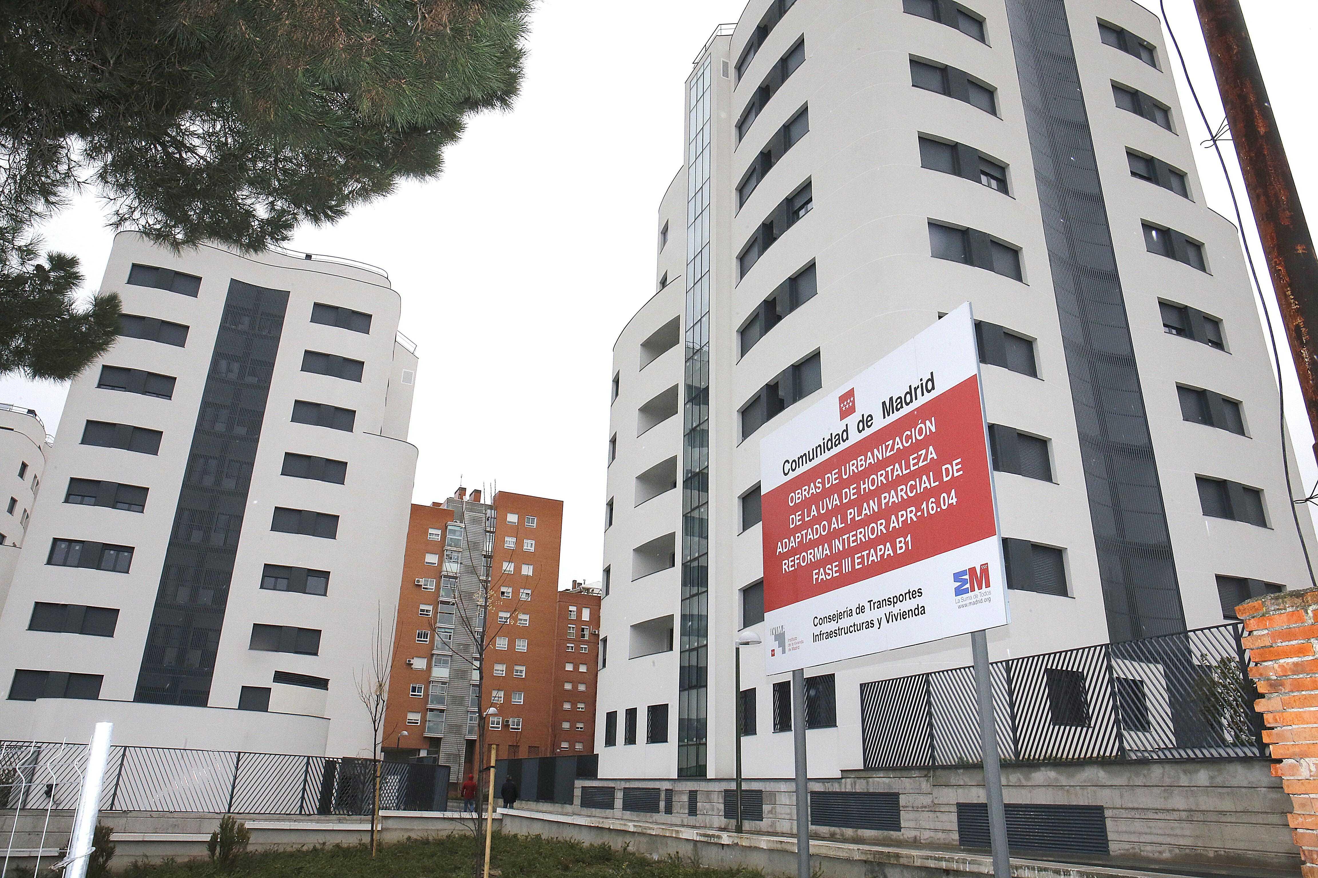 Alquiler de pisos sociales en madrid por 36 euros al mes for Alquiler pisos madrid