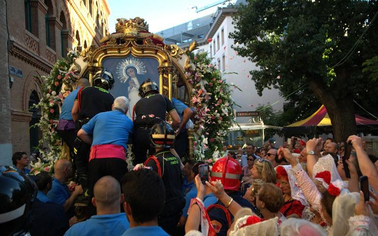madrid celebra en agosto sus fiestas m s castizas