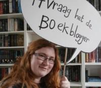 Zondag is het weer: #Vraaghetdeboekblogger