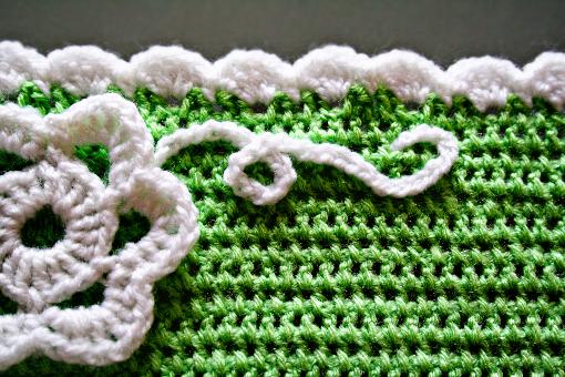 crochet placemat free pattern