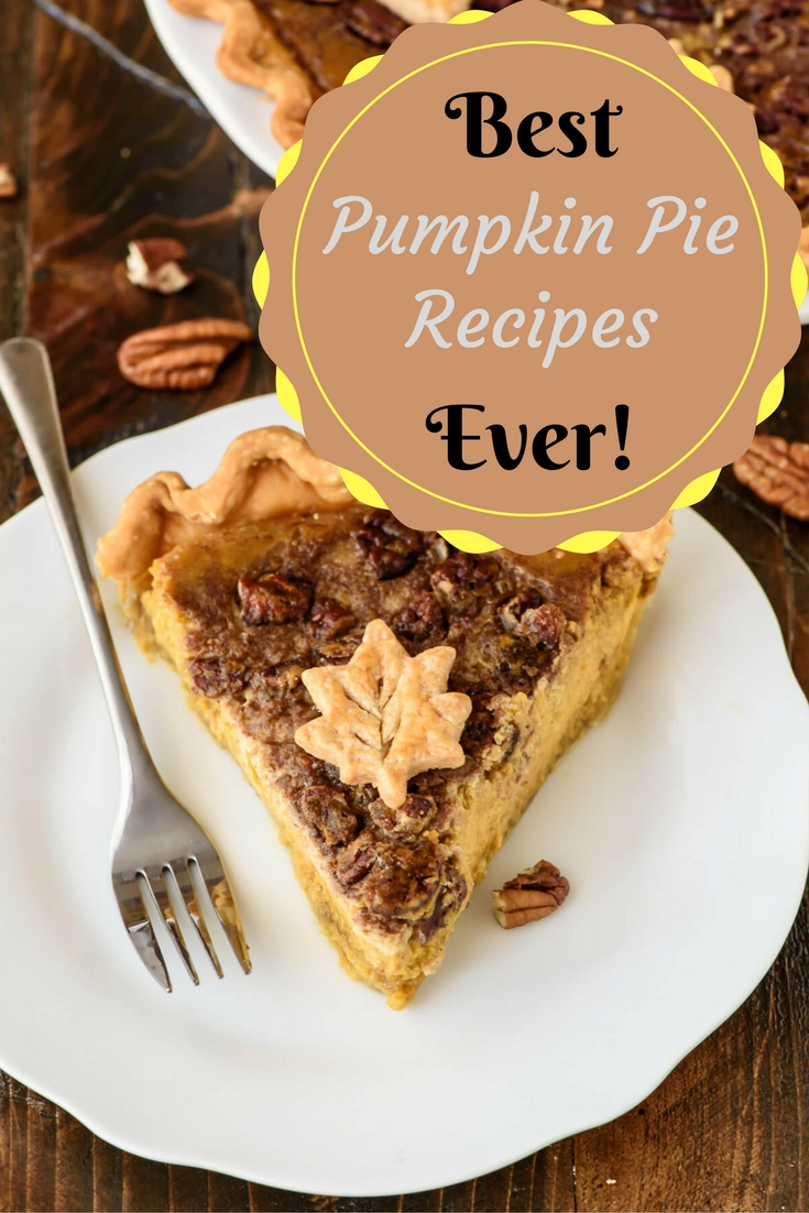 Pumpkin Pie with Pecan Brittle forecasting
