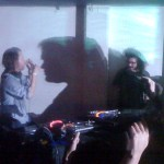 Thom Yorke at Low End Theory