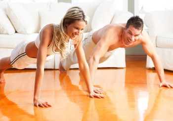 How Working Out Improves Your Life Together