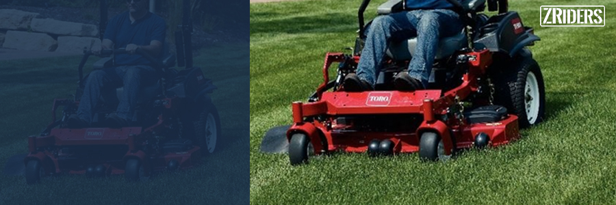 Toro Zero Turn Mowers