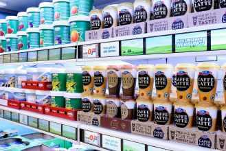 Innovative Shelf Label