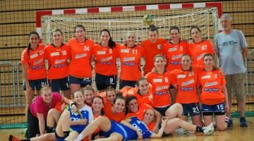 Slovenska kadetska reprezentanca trenirala z ŽURDovkami