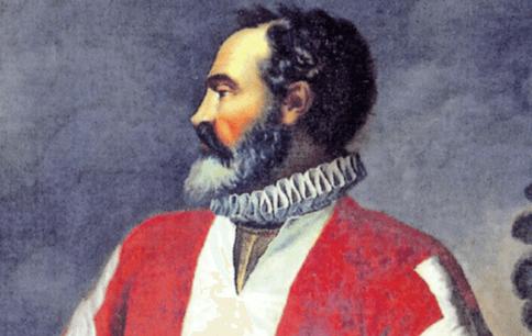 Il Gran Maestro La Vallette aveva 71 anni all'inizio dell'Assedio del 1565