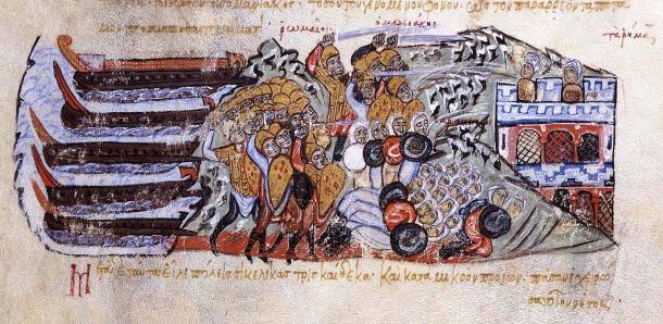 The_Byzantines_under_Georgios_Maniak