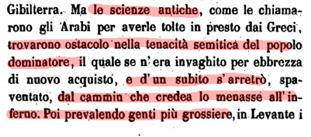 amari scienze antiche
