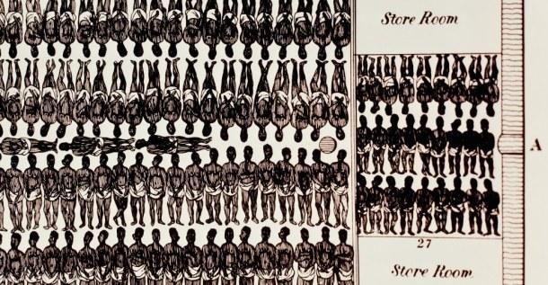 intero nave schiavi