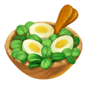 Egg Corn Salad