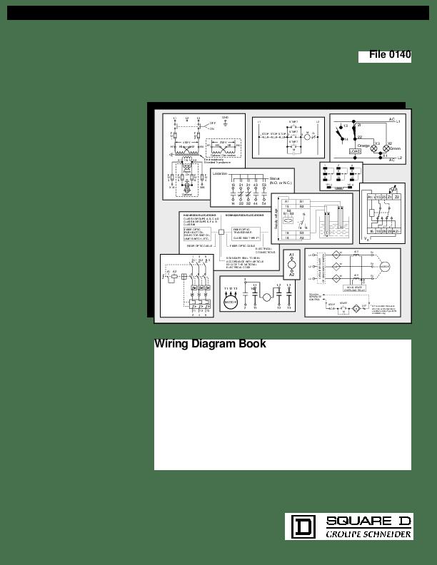 Schneider Electric Wiring Diagram Book | Engineer Bilal