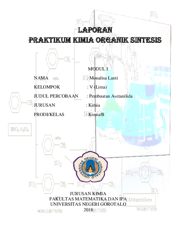 Kimia Organik Sintesis Pdf