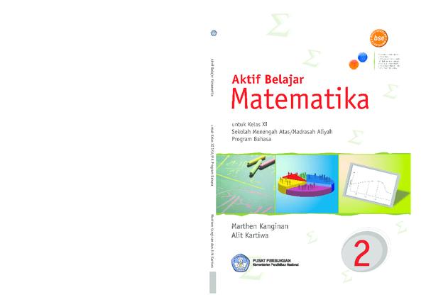 Oct 23, 2019 · buku kimia kelas xi erlangga. Pdf Matematika Kelas 11 Marthen Kanginan Dan Alit Kartiwa Latifatun Niswah Academia Edu