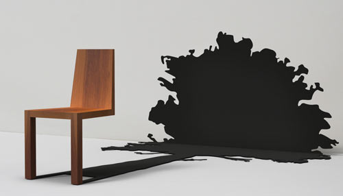 Reinterpretations of DuffyLondons Shadow Chair