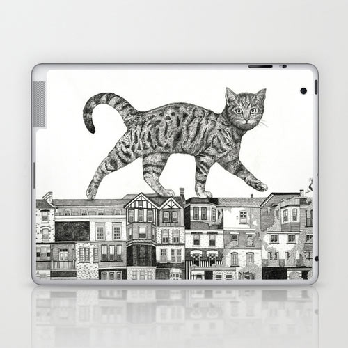 Fresh From the Dairy: Cats! in technology style fashion art Category