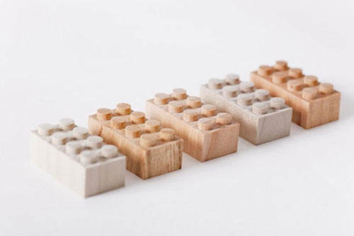 Mokulock Wooden Bricks in style fashion  Category