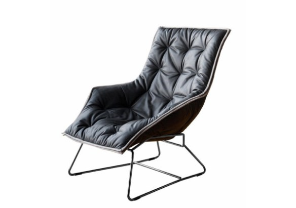 Maserati Lounge Chair by Zanotta in home furnishings Category