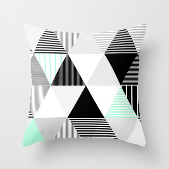 Fresh From The Dairy: Patterned Pillows in home furnishings Category