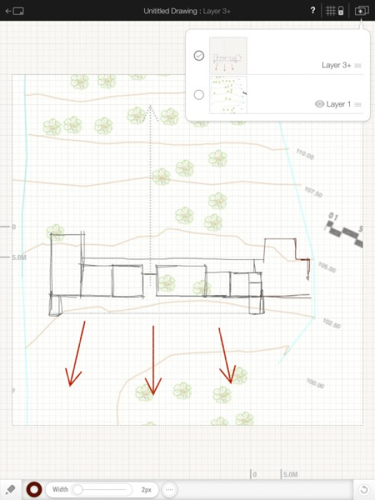 Archipad: A Sketching App For Architects & Designers in technology interior design architecture Category