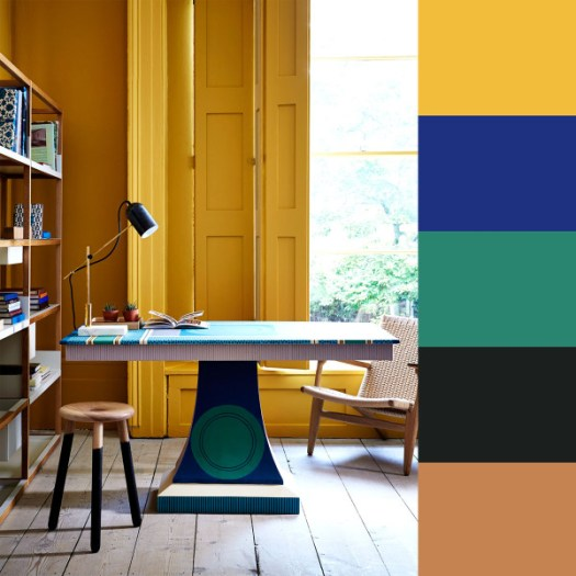 Rachel Whitings Interior Photographs in interior design Category