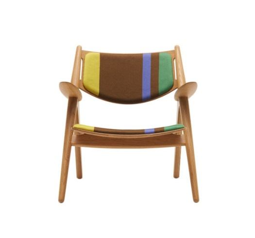 Paul Smith + Maharam + Carl Hansen & Søn = Magic in main home furnishings Category