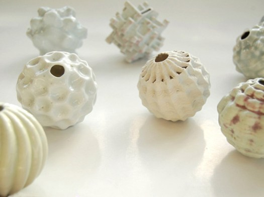 3D Printed Clay: Ceramic Sculptures by Jonathan Keep in technology main art Category