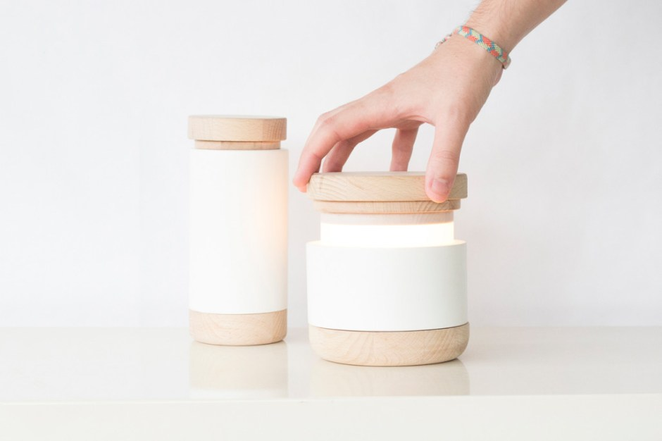 The Abre Lamp Creates Ambience Wherever You Need It