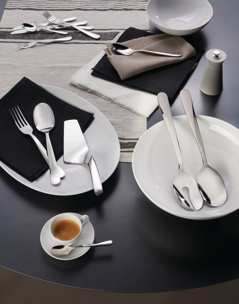 Chic New Cutlery Inspired by Architecture