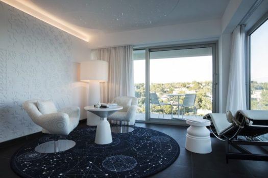 An Adults-Only Hotel That Features Five Uniquely Themed Suites