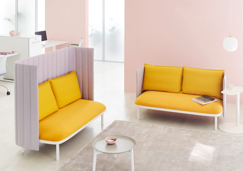Ophelis Sum A Modular Seating System Based Around Three