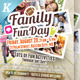 Download Family Fun Day Flyers from GraphicRiver