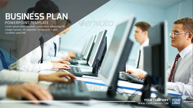 20 Outstanding Business Plan Powerpoint Templates | The