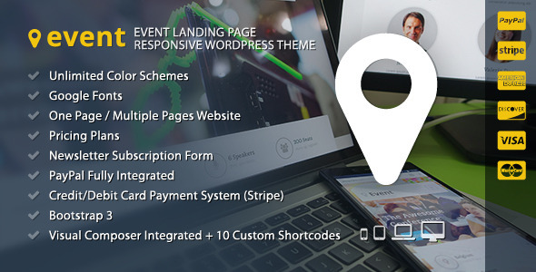 EventBuilder - WordPress Events Directory Theme - 18
