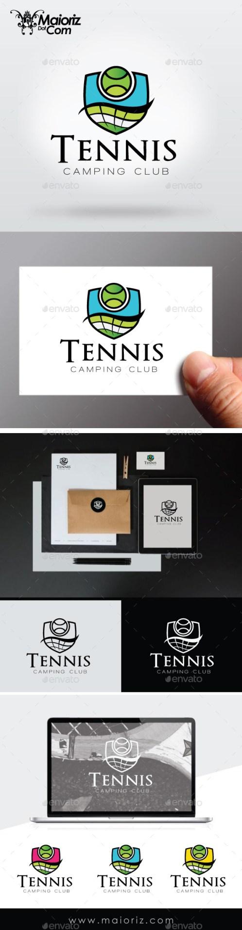 Logotipos para Clases de Tenis