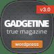 Download Gadgetine WordPress Theme for Premium Magazine from ThemeForest