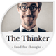 Download The Thinker - Simple Blogging WordPress Theme from ThemeForest