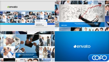 Videohive Multi Video Corporate Presentation