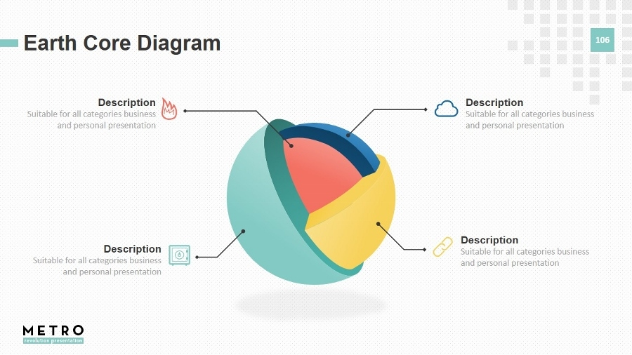 Top 10 pitch deck powerpoint templates the inspiration blog animations various styles of charts swot analysis and mind maps visuals all the template slides can be edited directly in microsoft powerpoint toneelgroepblik Gallery