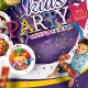 Download Best Kids Party Flyer from GraphicRiver