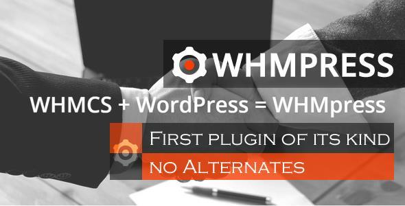 WHMpress v2.9.8 – WHMCS WordPress Integration Plugin