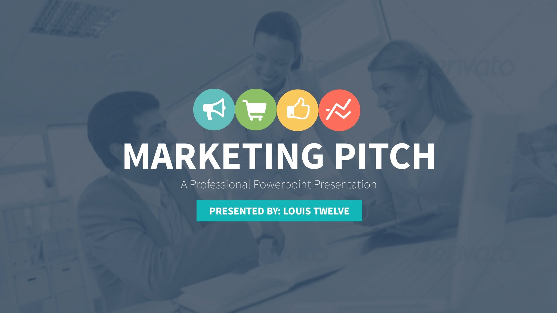 Top Pitch Deck Powerpoint Templates The Inspiration Blog - Startup pitch deck template