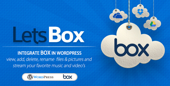 Lets Box - Lets-Box   Box plugin for WordPress