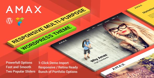 MetroStyle Responsive All Purpose WordPress Theme - 11