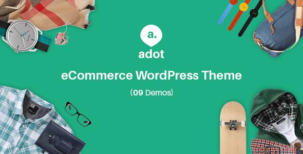 eCommerce WordPress Theme adot
