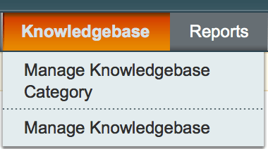 Knowledge Base Manager - 1