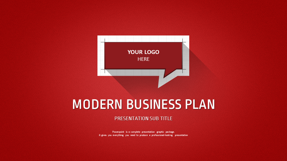 power point business plan