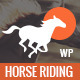 Download Happy Rider - Horse-Riding School WordPress Theme from ThemeForest