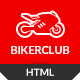Download BikersClub - HTML Template from ThemeForest