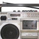 Download Stereo Radio Cassette Recorder from GraphicRiver